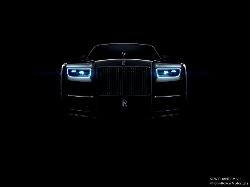 The New Rolls Royce Phantom Viii Fg Travel And Lifestyle